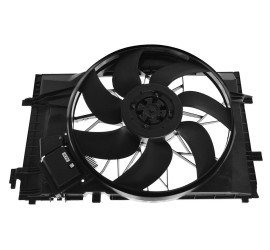 Belt Driven Engine Cooling Fan